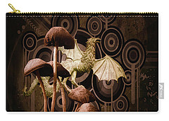 Mushroom Dragon Carry-all Pouch