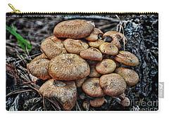 Mushroom Nest Carry-all Pouch