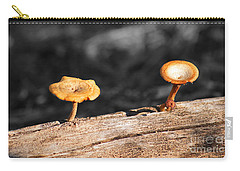 Mushrooms On A Branch Carry-all Pouch