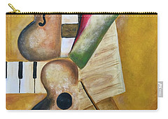 Music Abstract  Carry-all Pouch