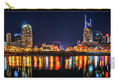 Music City Skyline Carry-all Pouch