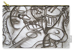 Music Dreams And Illusions Carry-all Pouch