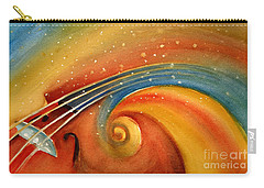 Music In The Spirit Carry-all Pouch