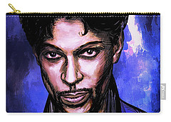Music Legend  Prince Carry-all Pouch