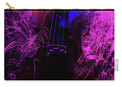 Music Light Painting  Carry-all Pouch