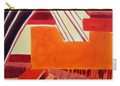Carry-all Pouch featuring the painting Music by Maria Langgle