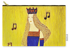 Music Princess Carry-all Pouch