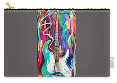 Musical Whimsy  Carry-all Pouch by Heather Roddy