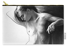 Musing And Contemplations Carry-all Pouch