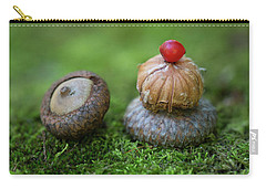 Carry-all Pouch featuring the photograph Musing With Nature by Dale Kincaid