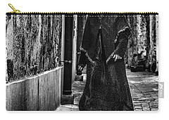 Muslim Women In Palermo Carry-all Pouch by Patrick Boening