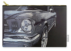 Mustang Front Carry-all Pouch