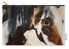 Mustang In My Heart Carry-all Pouch