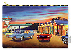 Mustang Sally - Shelton's Diner 2 Carry-all Pouch