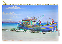 Mv Alice Mary Carry-all Pouch by Patricia Piffath