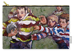 My Ball Carry-all Pouch by Barbara O'Toole