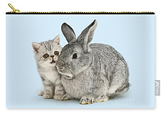 My Bunny Little Friend Carry-all Pouch