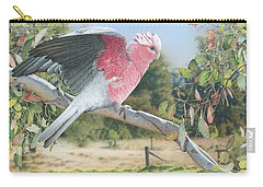 My Country - Galah Carry-all Pouch