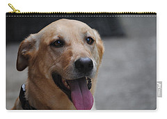 My Dog Ubu Carry-all Pouch