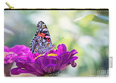 My Fair Painted Lady Carry-all Pouch