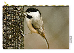 My Favorite Perch Carry-all Pouch by Lana Trussell