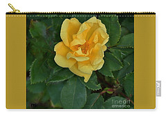 My First Yellow Rose Carry-all Pouch