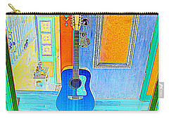 My Guitar Carry-all Pouch