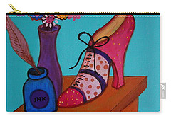 Carry-all Pouch featuring the painting My Love by Pristine Cartera Turkus