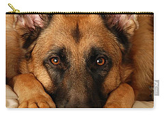 My Loyal Friend Carry-all Pouch