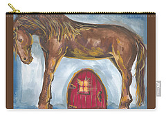 My Mane House Carry-all Pouch