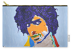 My Name Is Prince  Carry-all Pouch by Stormm Bradshaw