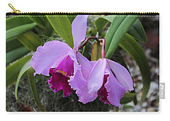 Carry-all Pouch featuring the photograph My Orbit by Michiale Schneider