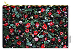 My Real Strawberry Patch Carry-all Pouch