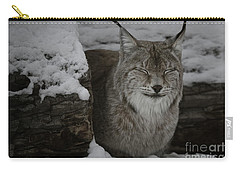 Carry-all Pouch featuring the photograph My Robert Bateman by Brad Allen Fine Art
