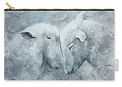 My Sheep Hear My Voice Carry-all Pouch