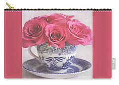 Carry-all Pouch featuring the photograph My Sweet Charity by Lyn Randle