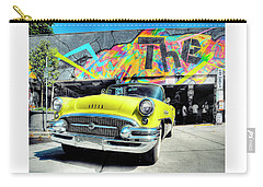 My Sweet Ride Carry-all Pouch by Greg Sigrist