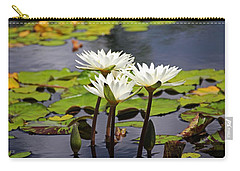 Carry-all Pouch featuring the photograph My Sweetest Madness by Michiale Schneider