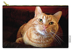 Carry-all Pouch featuring the photograph My True Love by Luther Fine Art