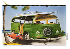 My Vw Van Carry-all Pouch