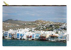 Mykonos Littlle Venice Carry-all Pouch