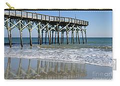 Myrtle Beach Pier Carry-all Pouch