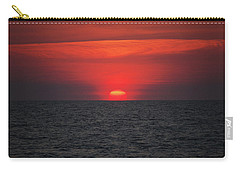 Myrtle Beach Sunrise 1 Carry-all Pouch