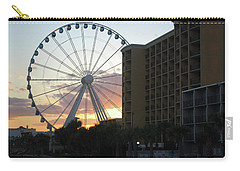 Myrtle Beach Sunset 2 Carry-all Pouch