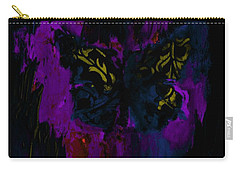 Mysterious By Lisa Kaiser Carry-all Pouch