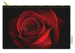 Carry-all Pouch featuring the photograph Mysterious by Elaine Malott