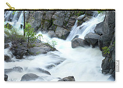 Mysterious Falls In Yosemite Carry-all Pouch