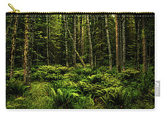 Mysterious Forest Carry-all Pouch