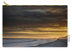 Mysterious Myrtle Beach Carry-all Pouch by Kelly Reber