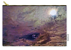 Carry-all Pouch featuring the photograph Mystery by Roberta Byram